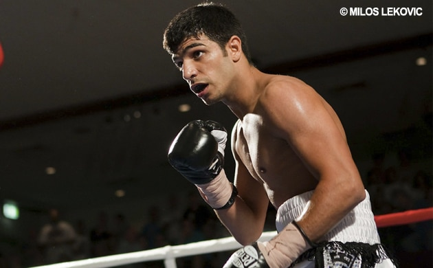 "Billy Dib to Jack Asis: ""I accept, let the negotiations begin"""