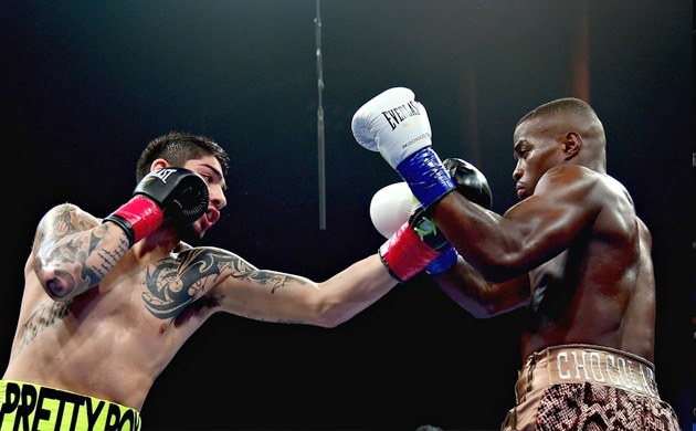 Quillin scores fifth round knockout, Zerafa hospitalised