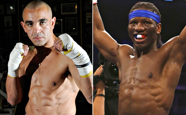 Sam Soliman vs. Hassan N'dam title eliminator set for November 21st