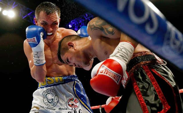 "Adam Wilcock assesses Josh Warrington: ""I'm not sold yet"""