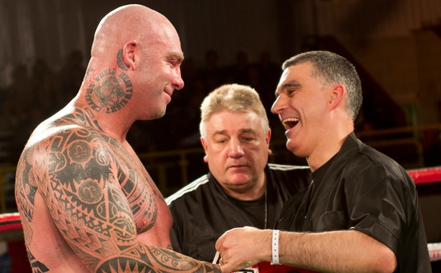 "Lucas Browne: ""I'd be happy to fight Chagaev anywhere"""