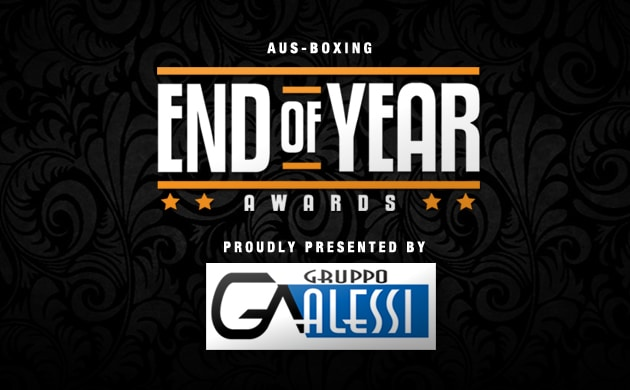 Aus-Boxing End of Year Awards, proudly presented by Gruppo Alessi