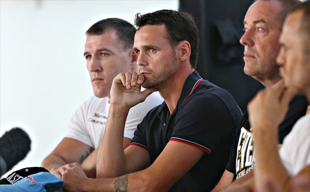 Daniel Geale and Sakio Bika to share ring for Davey Browne Tribute