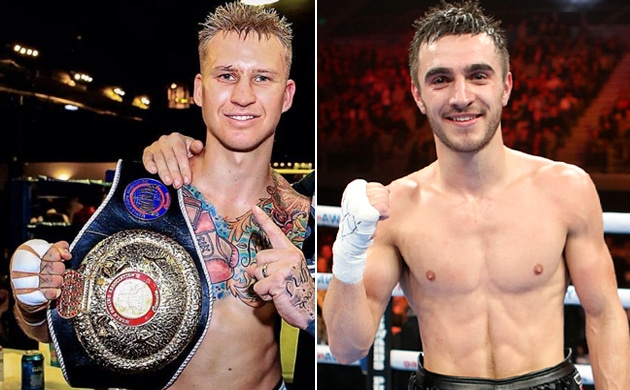 Five for 2016: Jason Cooper vs. Jason Moloney