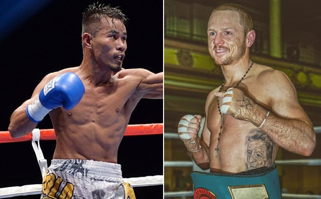Luke Jackson confirms John Mark Apolinario for March 5th
