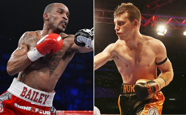 Jeff Horn gets Randall Bailey for March 2nd Homecoming