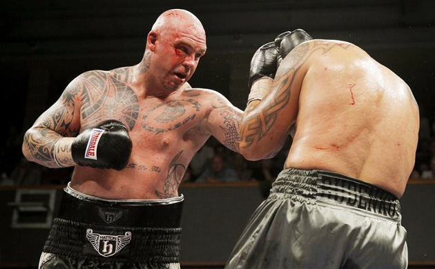 "Lucas Browne: ""Williams and Benn have got me in the shape of my life"""