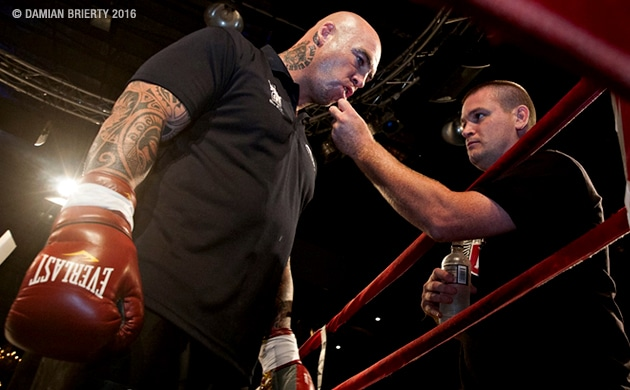 Matt Clark discusses Lucas Browne's road to Ruslan Chagaev