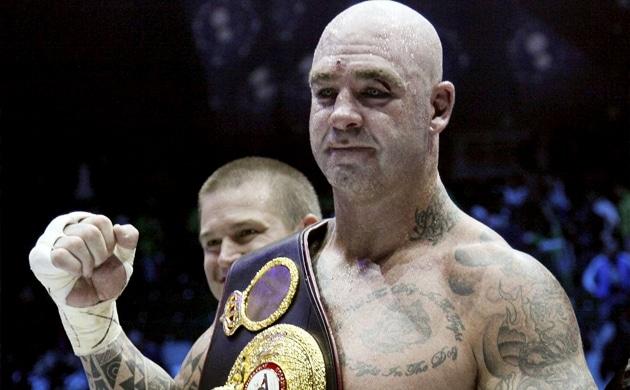Lucas Browne fails post-fight drug test following Chagaev win