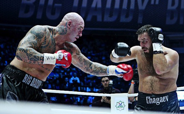 Lucas Browne makes history with tenth round knockout in Grozny