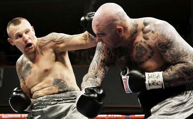 "Lucas Browne talks Ruslan Chagaev: ""I know what to expect"""