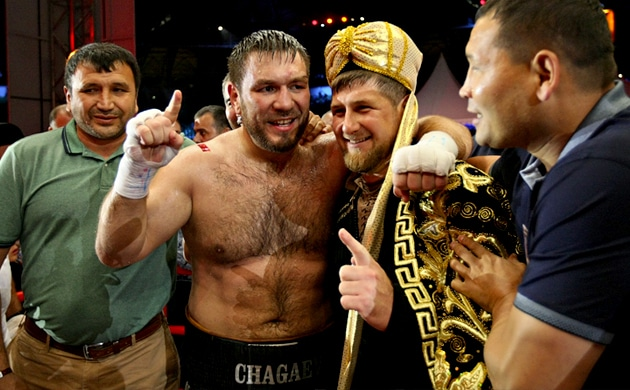 "Ruslan Chagaev to Lucas Browne: ""I will punish you"""