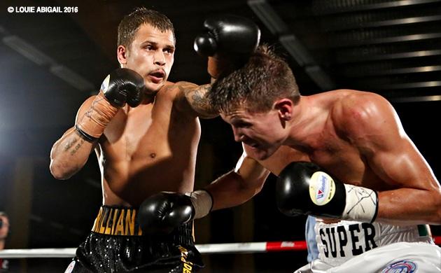 Brandon Ogilvie upsets odds, outscores Darragh Foley