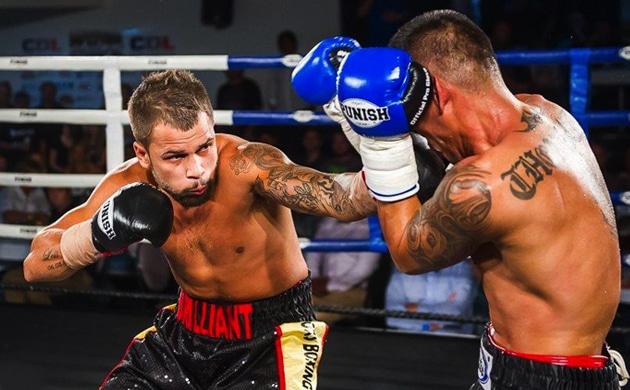 Brandon Ogilvie recaps training camp, chasing big fights