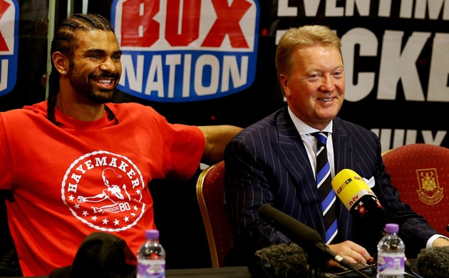 Frank Warren backs Lucas Browne, questions legitimacy of testing