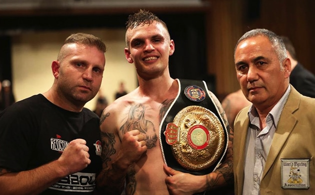Ben Warburton on life obstacles, Australian title challenge