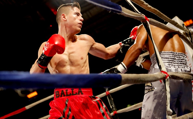 "Ibrahim Balla: ""I think Australian fighters are scared to have a loss on their record"""