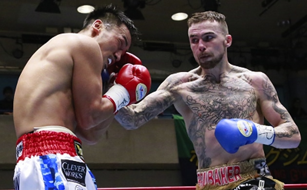 Brubaker outlasts Takayama, successfully defends OPBF title