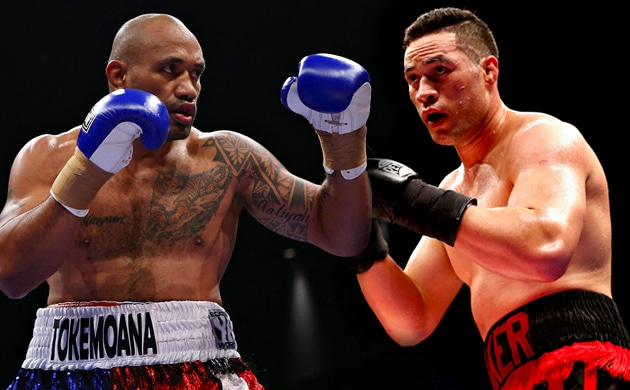 Our Experts Decide: Joseph Parker vs. Solomon Haumono