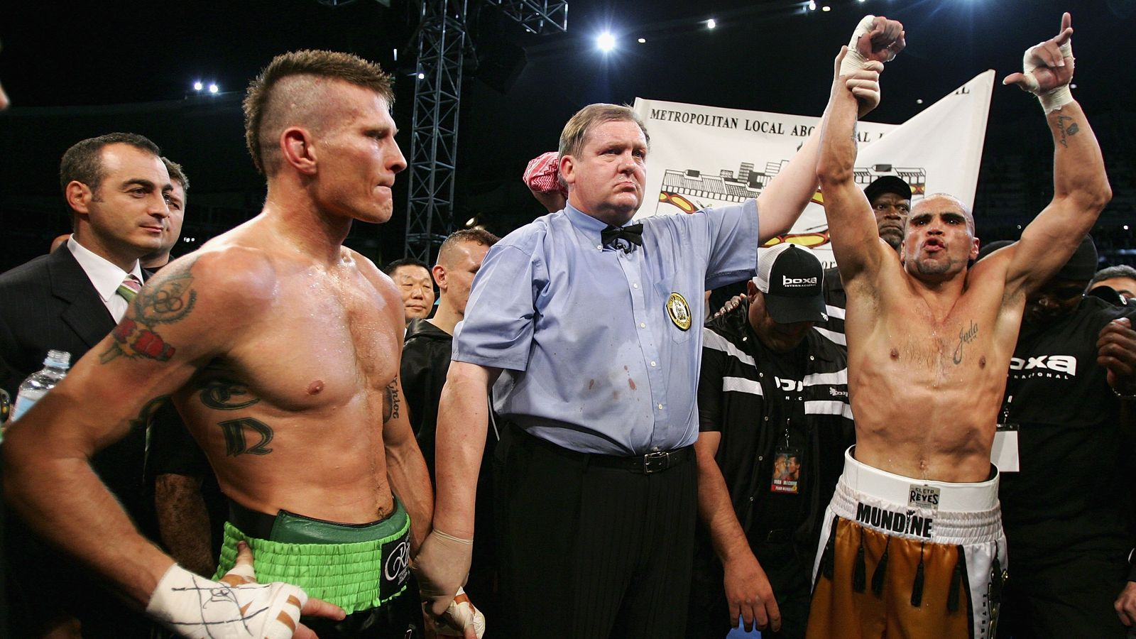 Mundine vs. Green II: The Final Act
