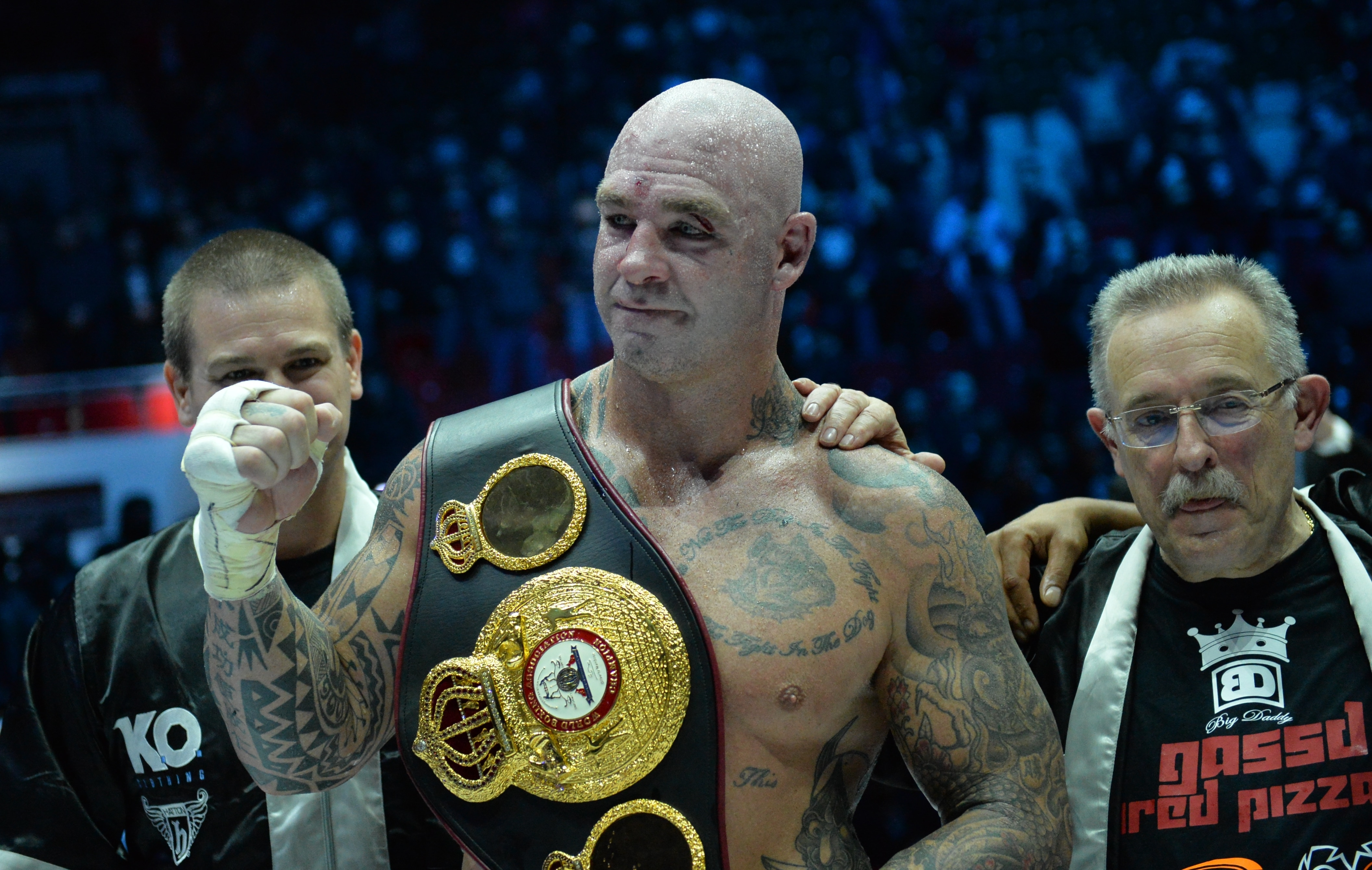 Lucas Browne allegedly tests positive for ostarine