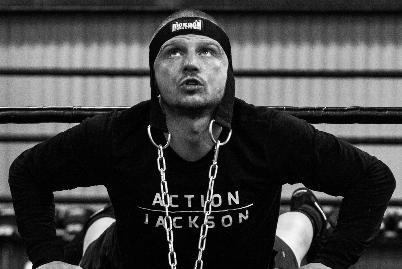 Luke Jackson discusses upbringing, life without boxing and more
