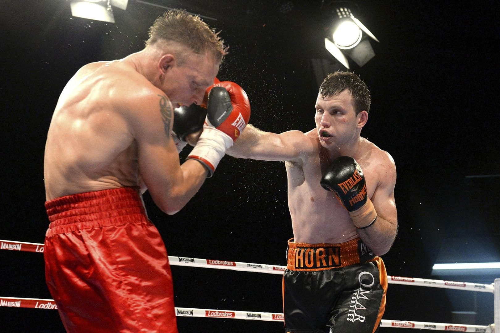 Jeff Horn talks Ali Funeka test, potential fight with Kris George