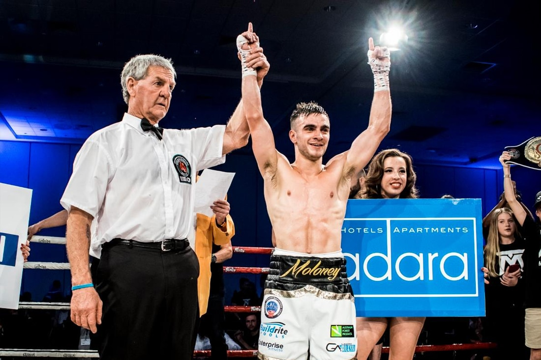 Andrew Moloney talks impressive 2016, Commonwealth title ambitions