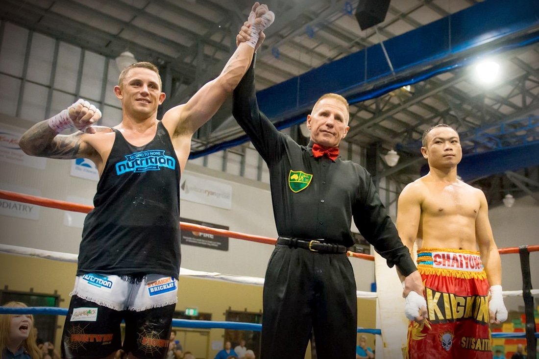 """Josh King talks Michael Katsidis: """"I'm going out there to try and stop him"""""""