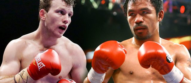 Live Blog: Manny Pacquiao vs. Jeff Horn