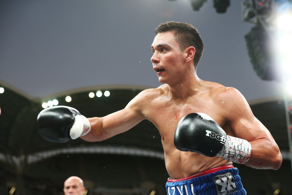 Tim Tszyu looks to continue his steady rise