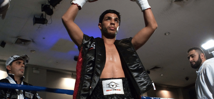 """Billy Dib assesses Pacquiao vs. Horn, """"I've gotta go with the odds makers"""""""
