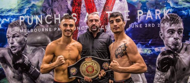Weigh-in Results: Jason Moloney 54.30 vs. Emanuel Armendariz 55.30