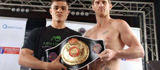 Aus-Boxing Awards 2016 – Fight of the Year: Bilal Akkawy vs. Kerry Hope