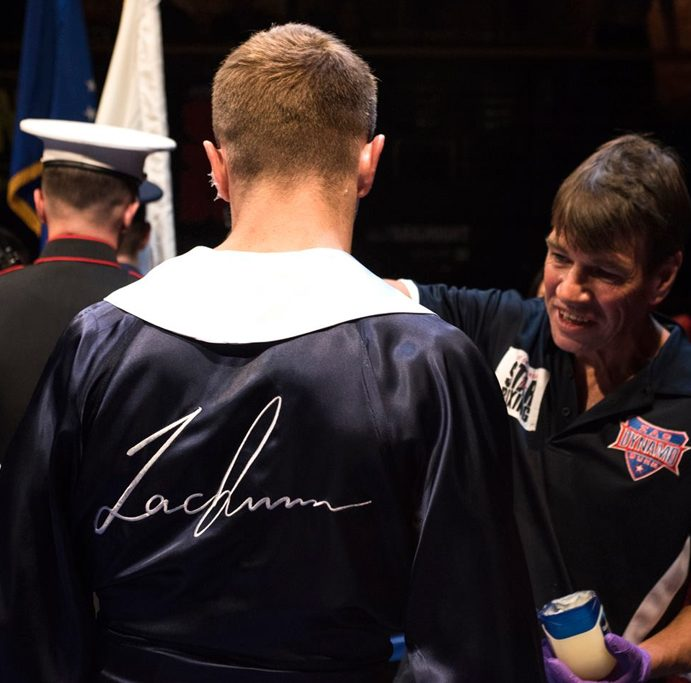 Aus-Boxing Awards 2016 – Knockout of the Year: Zac Dunn