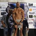 Kris George's lucrative Commonwealth title defence cancelled