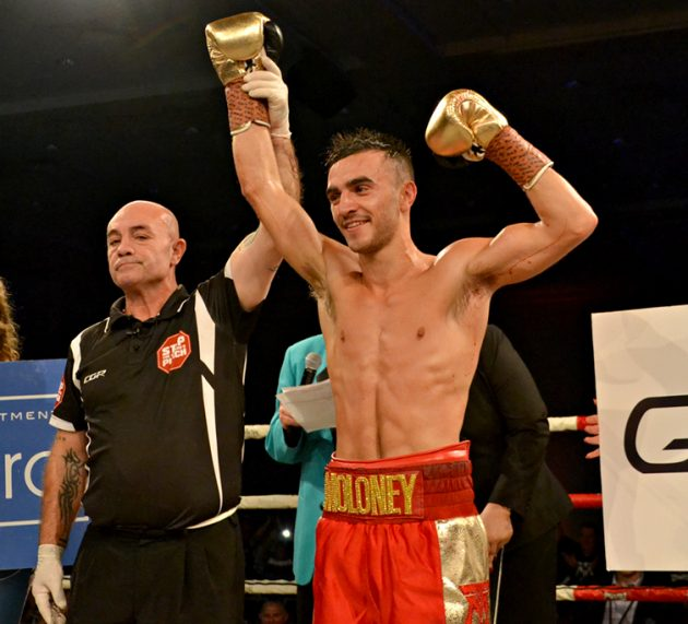 Moloney Brothers, Mitchell post dominant stoppage wins