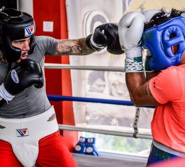 """George Kambosos Jr. predicts Pacquiao knockout """"within six rounds"""""""