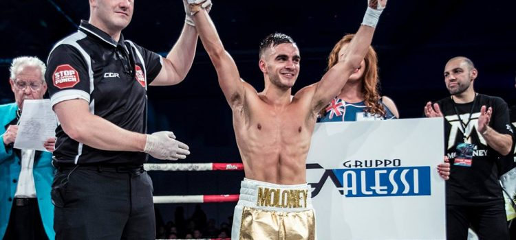 Aus-Boxing Awards 2016 – Prospect of the Year: Andrew Moloney
