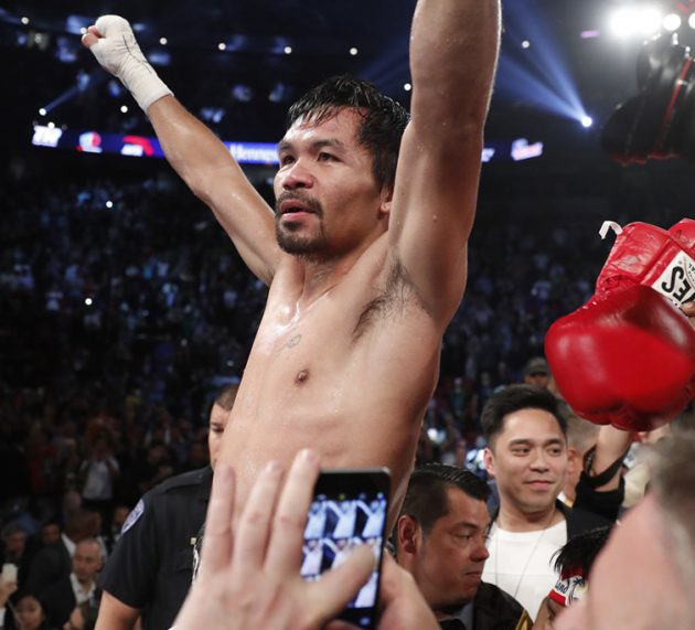 ESPN pick-up US television rights for Pacquiao vs. Horn