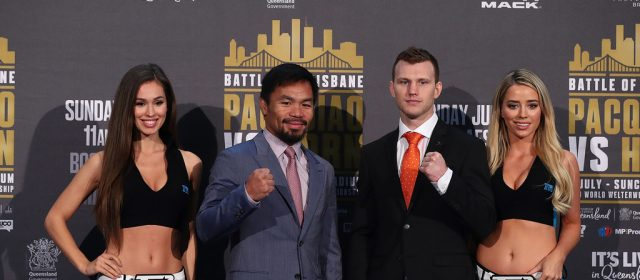 Our Experts Decide: Manny Pacquiao vs. Jeff Horn