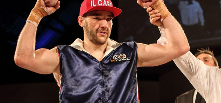 Blake Caparello confirms change of opponent, move back to light heavyweight