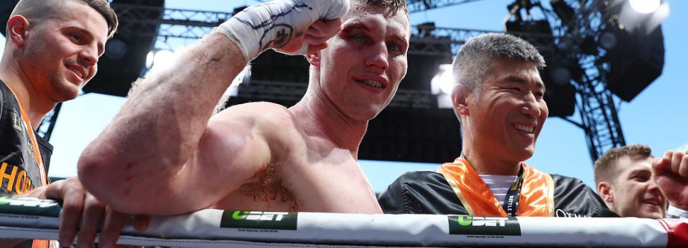Independent review by WBO confirms Horn decision win
