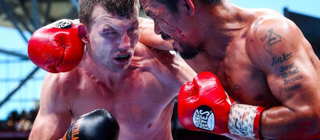 Five for 2017: Jeff Horn vs. Manny Pacquiao 2