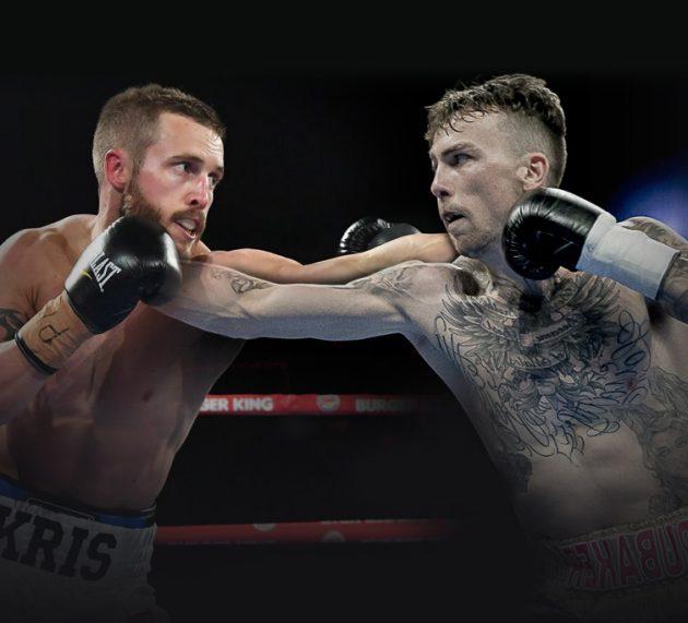 Five for 2017: Kris George vs. Jack Brubaker