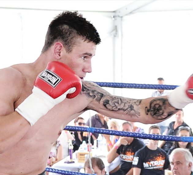Trent Broadhurst gets Dmitry Bivol for world title challenge in Monaco