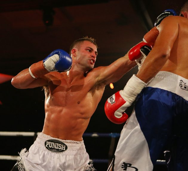 Rohan Murdock puts super middleweight division on notice
