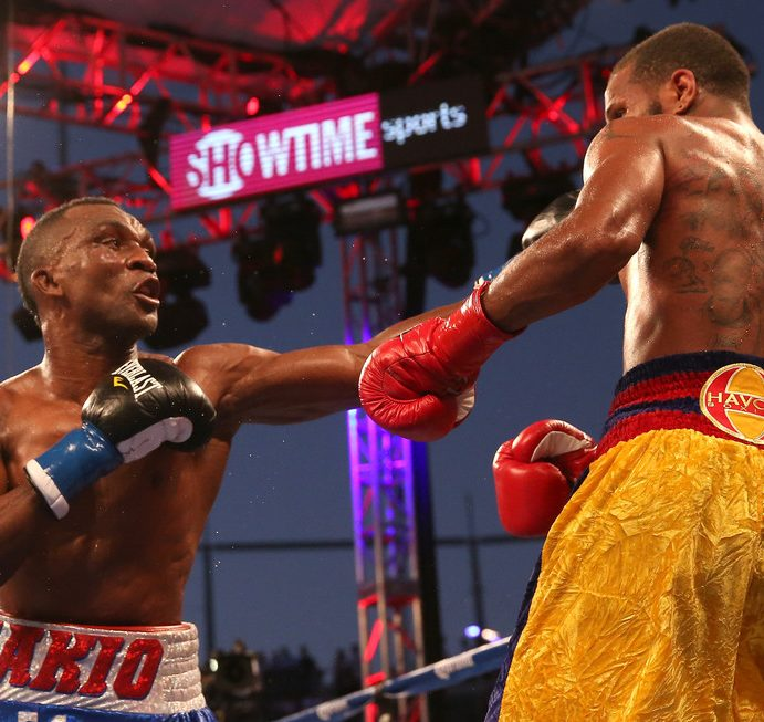 """Sakio Bika admits: """"I'm injury free for the first time in two years"""""""
