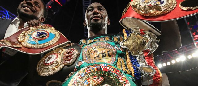 Terence Crawford given mandatory status for Jeff Horn's WBO crown