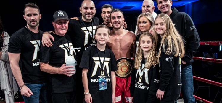 Jason Moloney lights up Julias Kisarawe, Andrew Moloney makes history